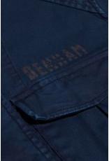 Denham Tank shirt worker blue