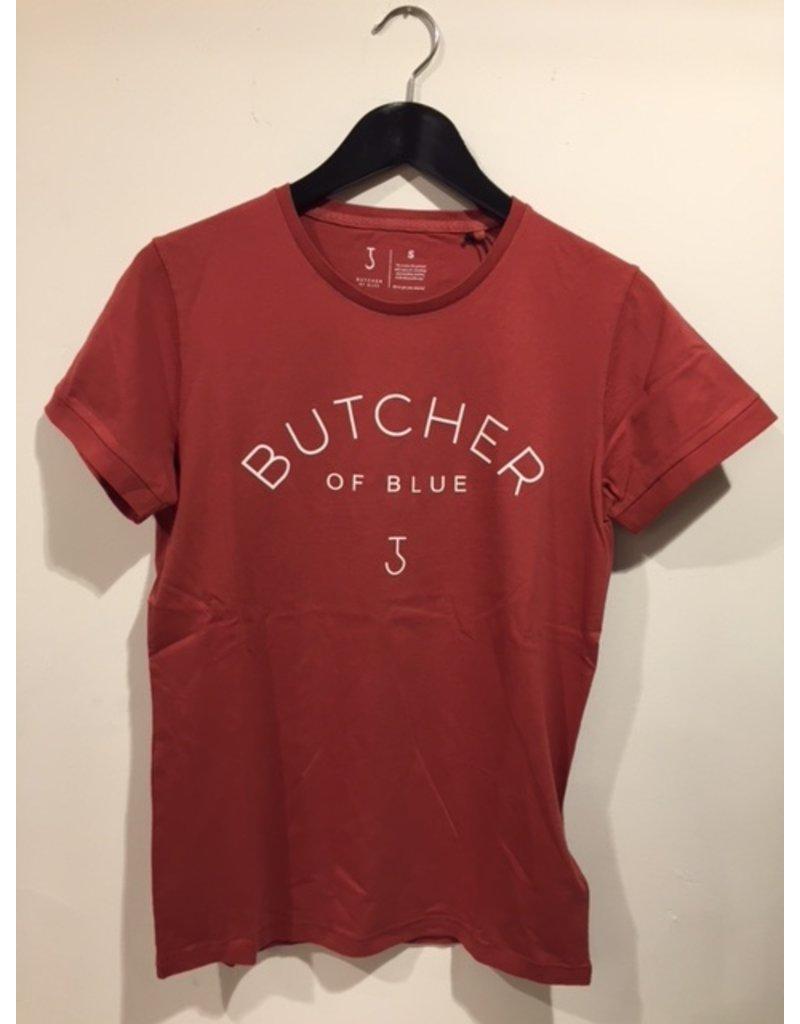 Butcher of Blue Bla crisp tee