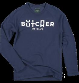 Butcher of Blue Classic broken raglan l/s