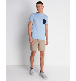 Lyle and scott Contrast pocket t-shirt