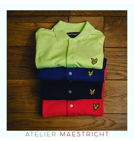 Lyle and scott Slim stretch polo shirt