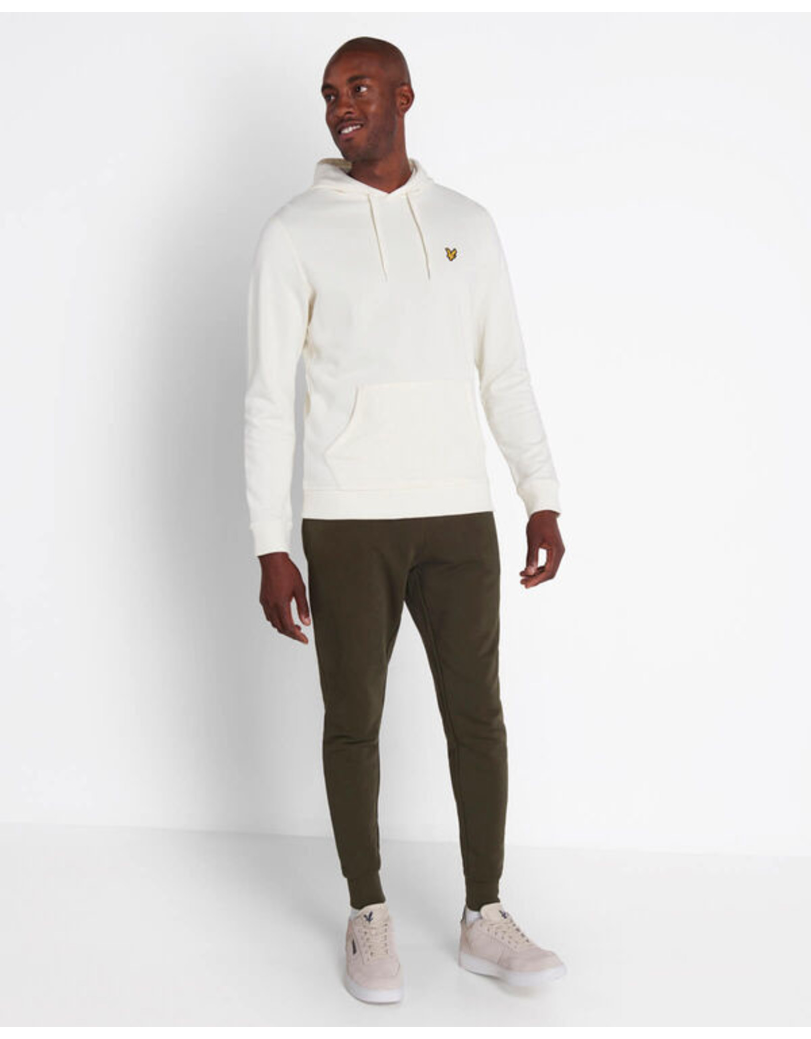Lyle and scott pullover hoodie