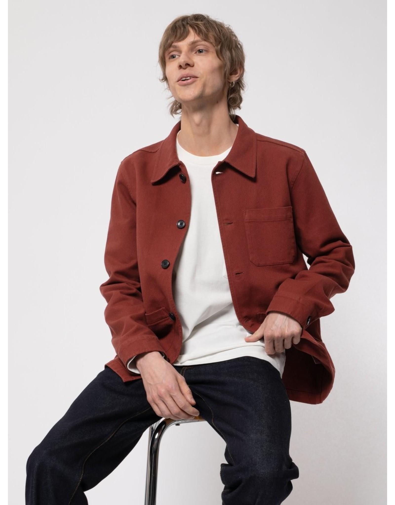 nudie jeans Barney worker