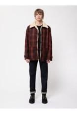 nudie jeans Mangan lumber jacket