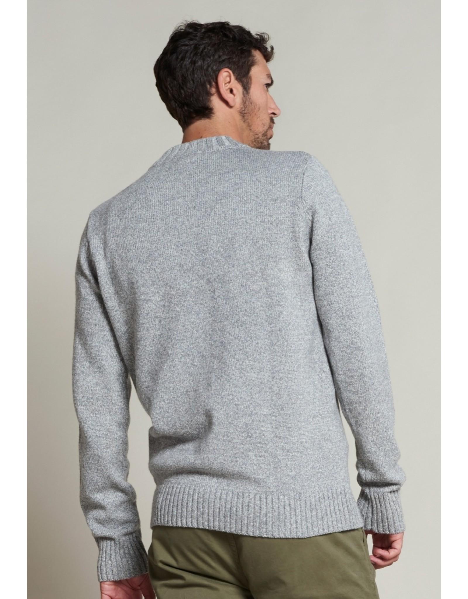 Dstrezzed cardigan cotton melange