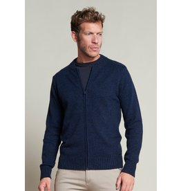 Dstrezzed Cardigan cotton melange