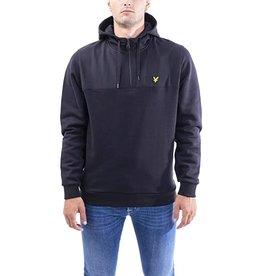 Lyle and scott Softshell jersey zip hoodie