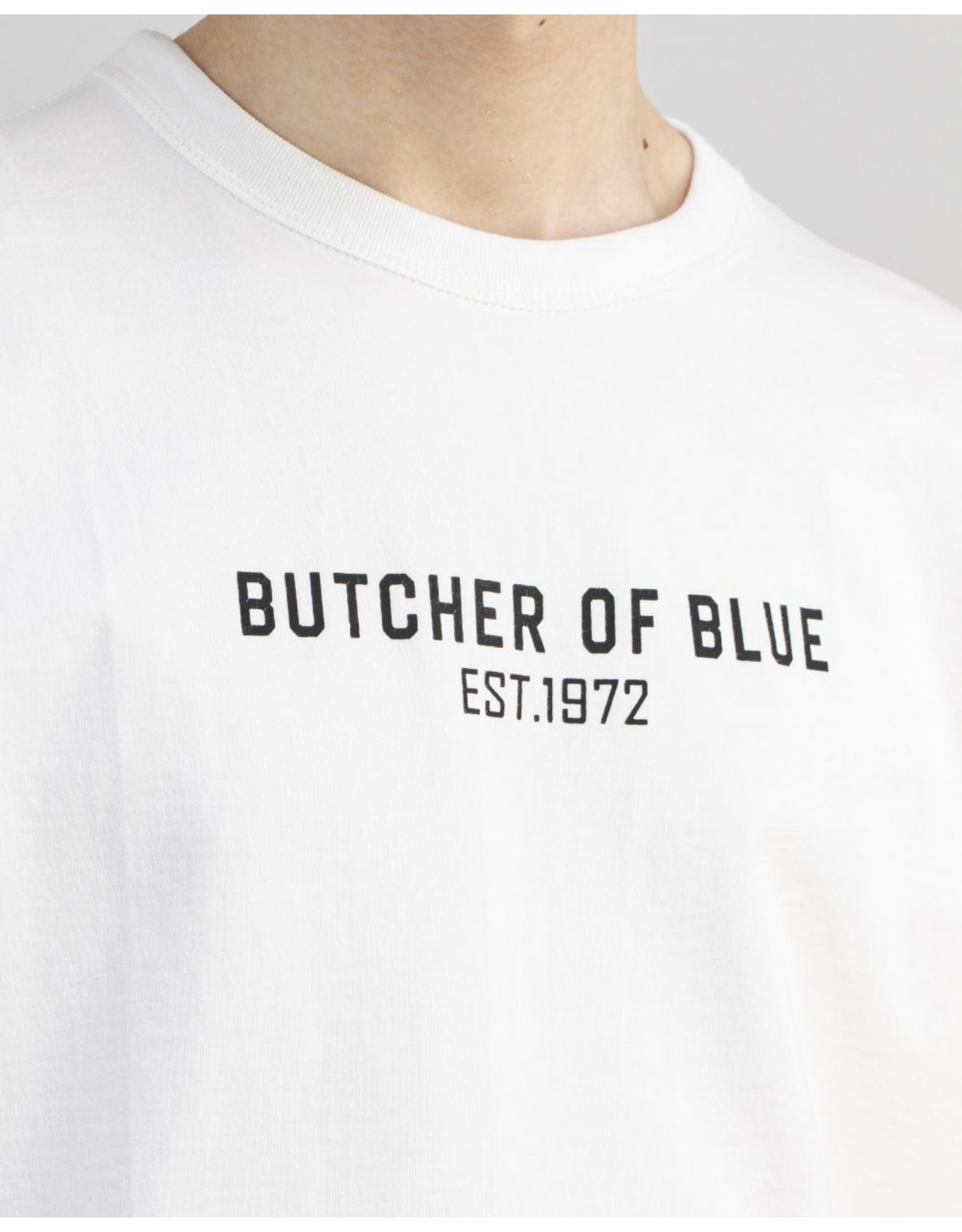 Butcher of Blue Army straight tee s/s