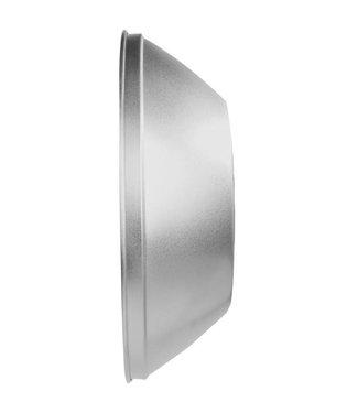 "Paul C. Buff 22"" Silber High Output Beauty Dish"