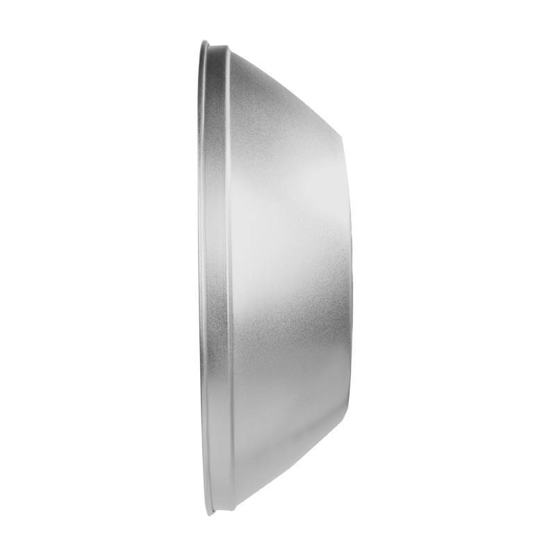 """22"""" Silver High Output Beauty Dish-1"""