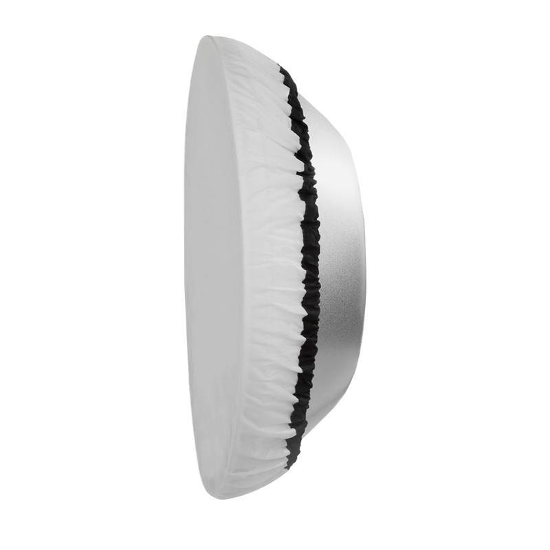 """22"""" Silver High Output Beauty Dish-3"""