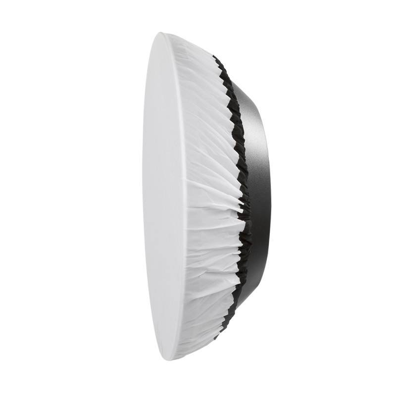 "22"" White High Output Beauty Dish-3"