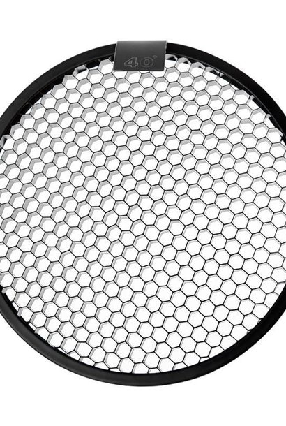 "40° Grid für 7"" Reflektor"