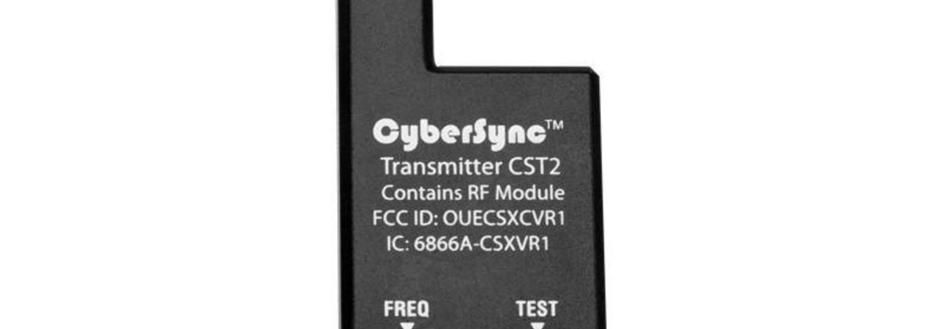 CyberSync Trigger Transmitter 2