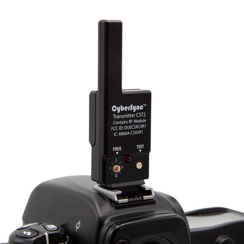 CyberSync Trigger Transmitter 2-3