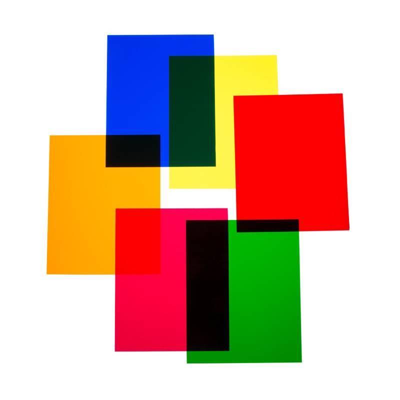 Color Gels (set of 6)-1