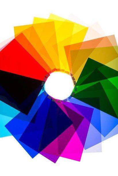 Color Gels (set van 20)