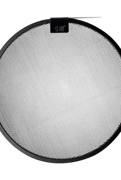 15° Grid voor 8.5 High Output Reflector