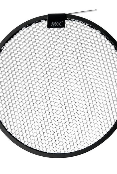 """30° Grid für 8.5"""" High Output Reflector"""