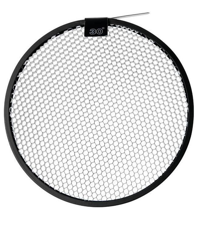 Paul C. Buff 30° Grid voor 8.5 High Output Reflector