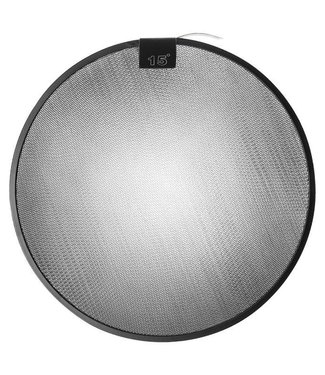"Paul C. Buff 15° Grid for 11"" Long Throw Reflector"