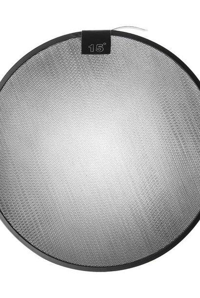 """15° Grid für 11"""" Long Throw Reflektor"""
