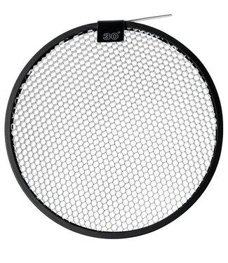 "Paul C. Buff 30°  Grid for 11"" Long Throw Reflector"