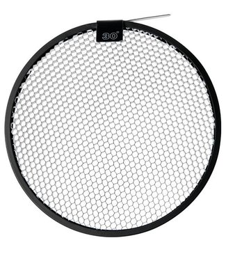"Paul C. Buff 30° Grid für  11"" Long Throw Reflector"