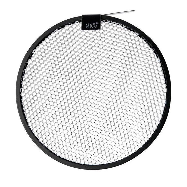 """30° Grid für  11"""" Long Throw Reflector"""