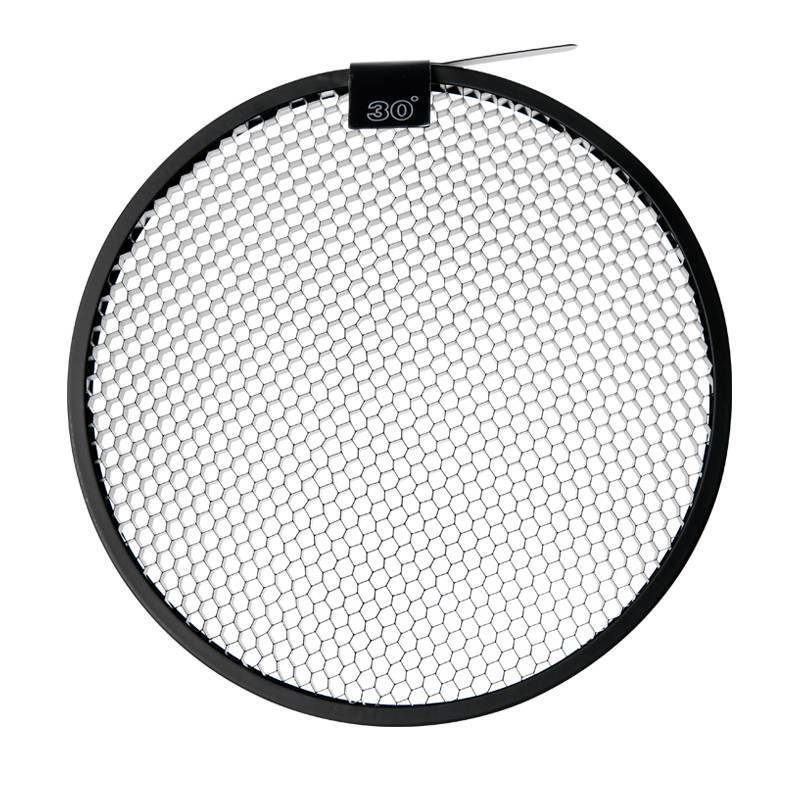 "30°  Grid for 11"" Long Throw Reflector-1"