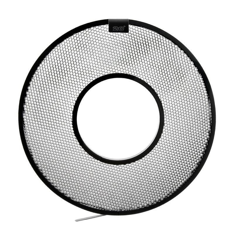 20° Grid AlienBees Ringflash Reflector-1