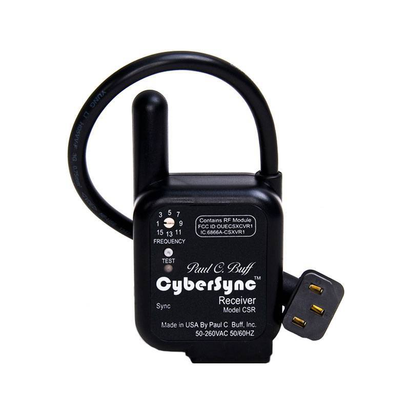 CyberSync AC Powered Receiver-1