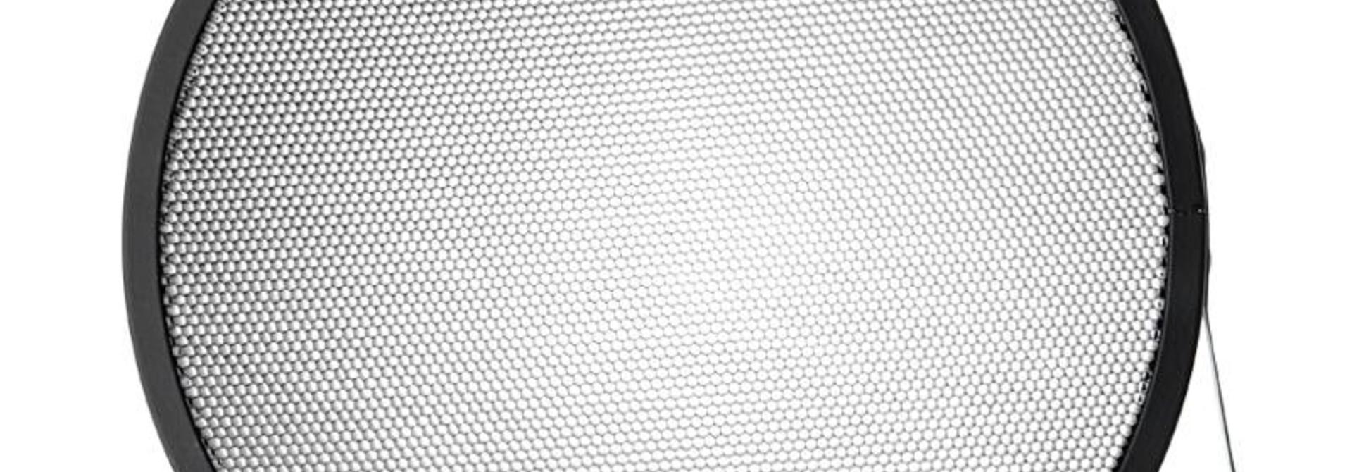 """10° Grid voor 7"""" Reflector"""