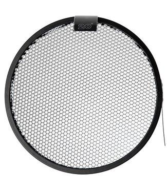 "Paul C. Buff 20° Grid for 7""  Reflector"