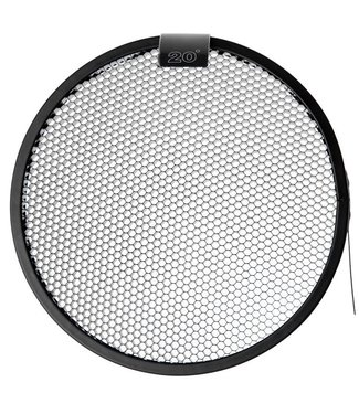 "Paul C. Buff 20 ° Grid für 7"" Reflektor"