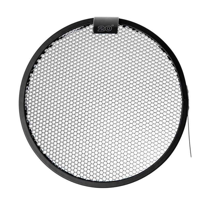 """20° Grid for 7""""  Reflector-1"""