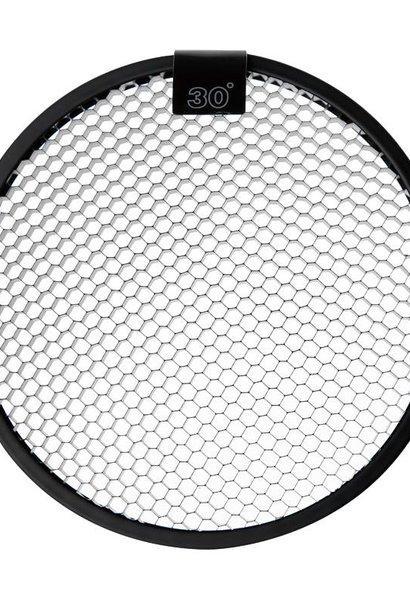 "30 ° Grid für 7 "" Reflektor"