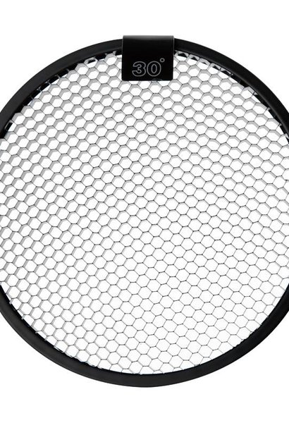 30° Grid voor 7 Reflector