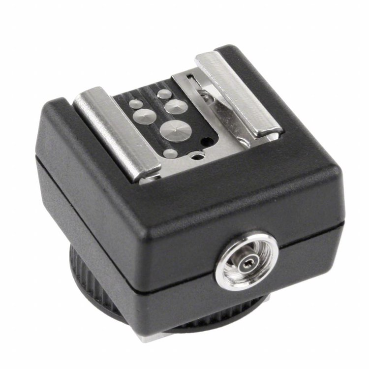 Hot Shoe for Canon with E-TTL Function