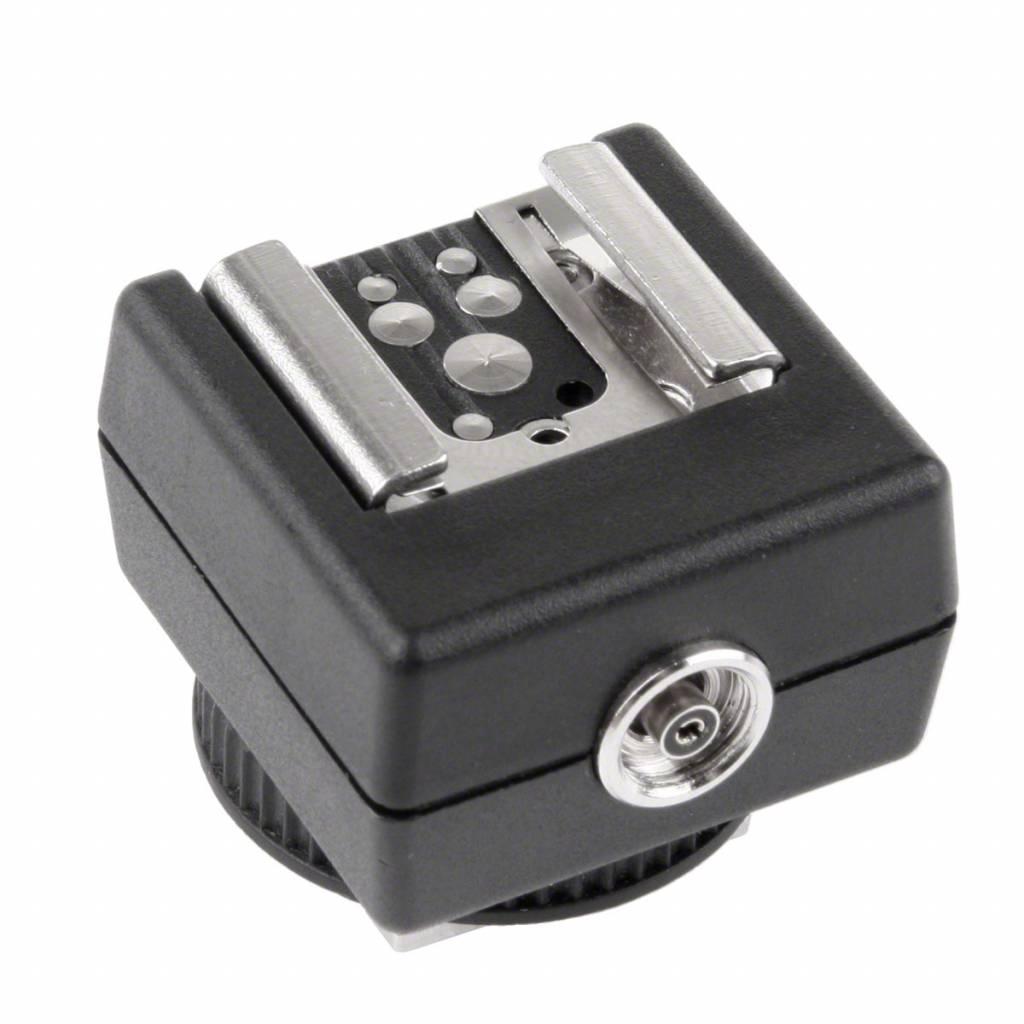 Blitzschuh für Canon mit E-TTL Funktion-1