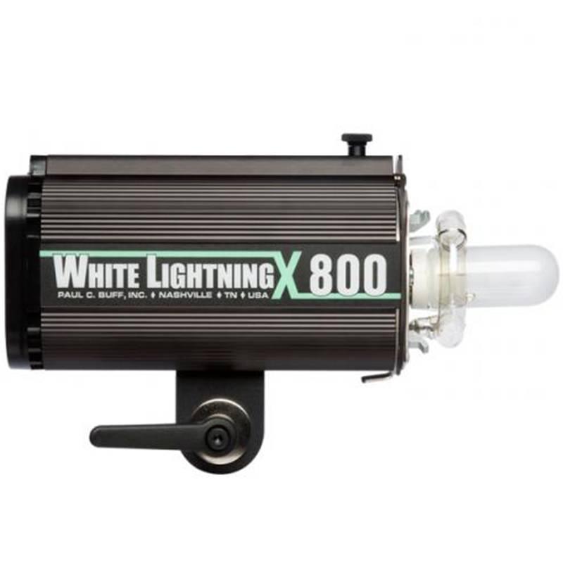 White Lightning Studioflitser X800-4