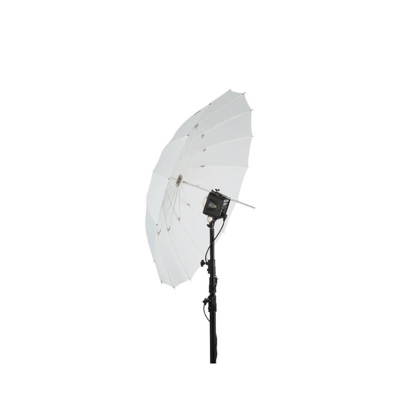 "51"" Wit PLM Paraplu-2"