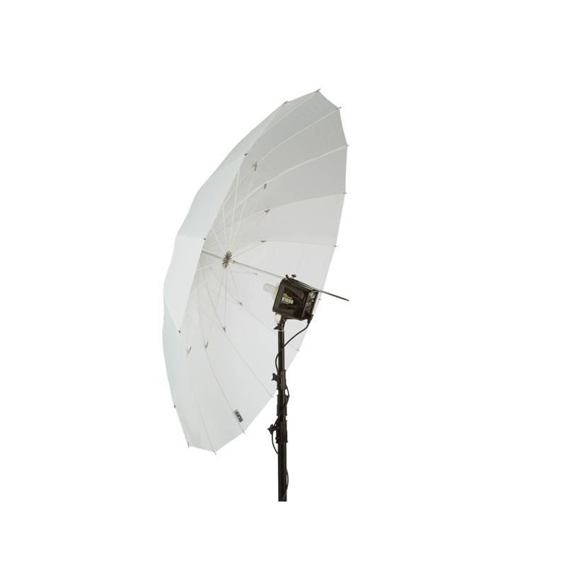 "64"" White PLM Umbrella-2"