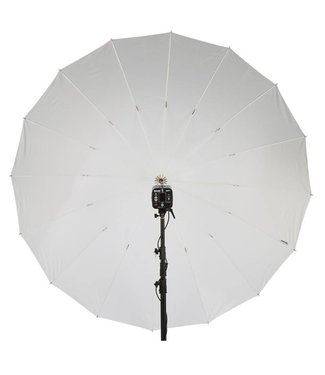 "Paul C. Buff 86"" White PLM Umbrella"