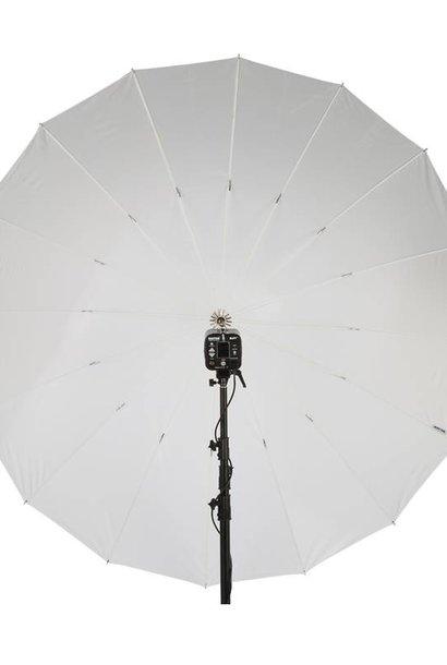 "86"" Wit PLM Paraplu"