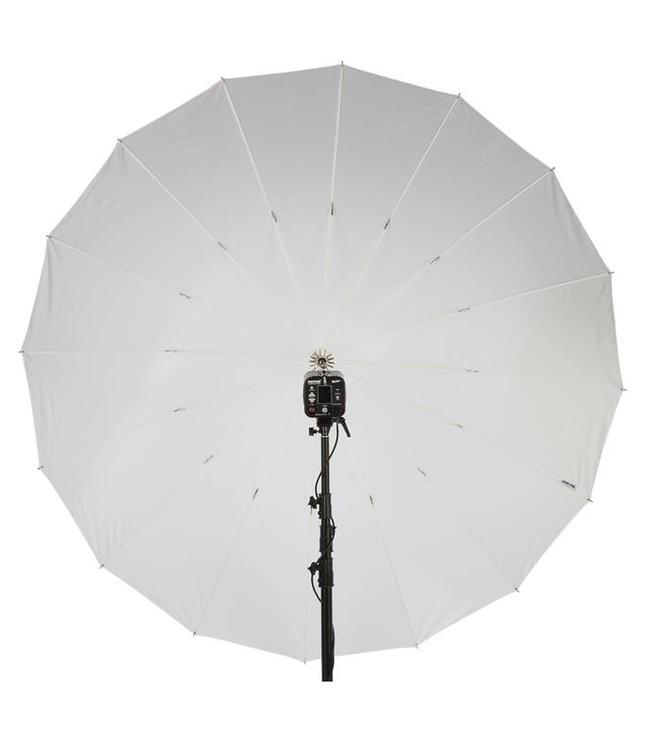 """Paul C. Buff 86"""" White PLM Umbrella"""