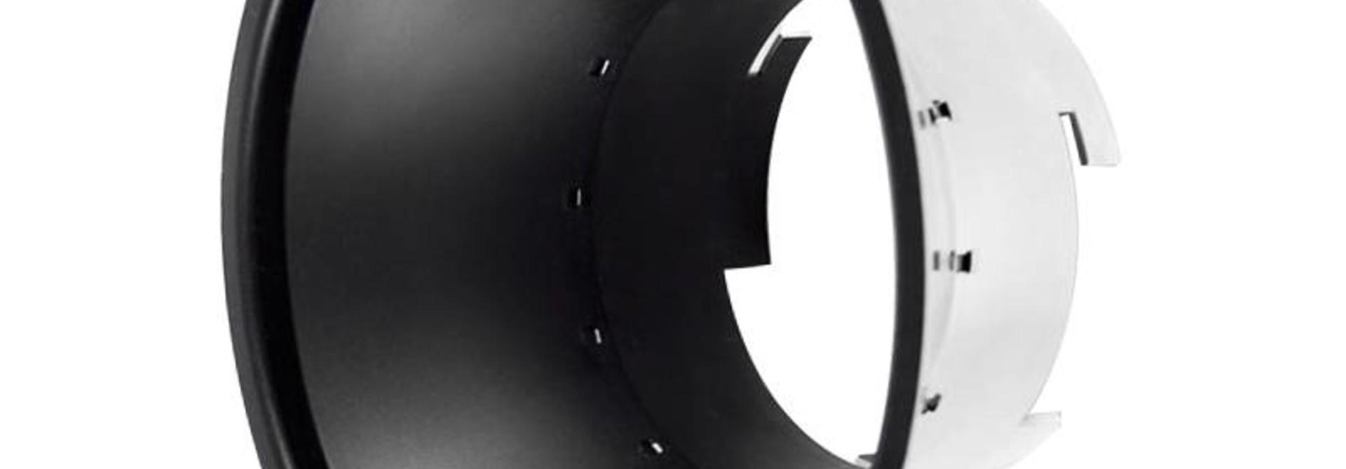 Aim-Through Reflector for Moon Units