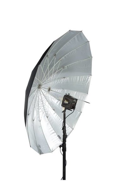 "64"" Soft Silver PLM Umbrella"