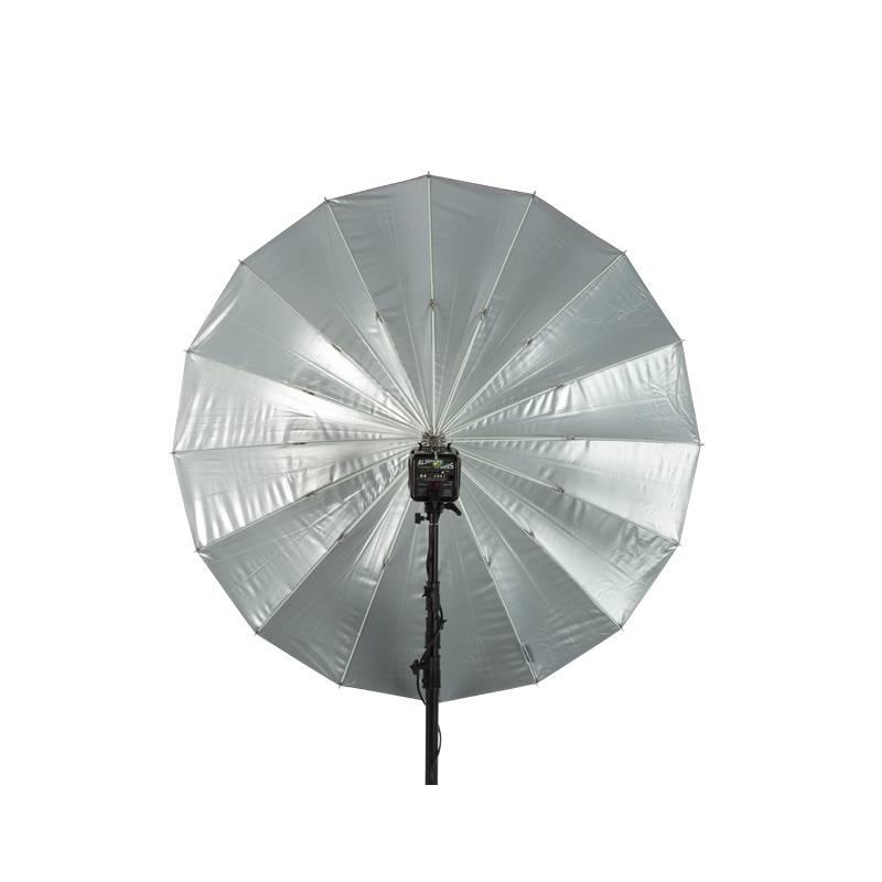 "64"" Soft Silver PLM Umbrella-2"