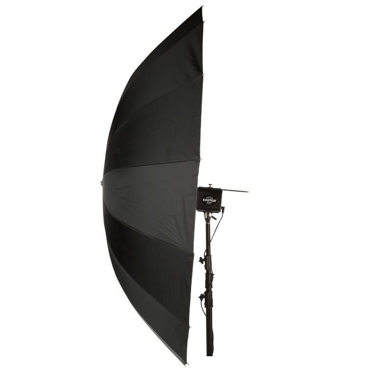 "86"" Soft Zilver PLM Paraplu-3"